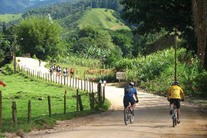 Cycling in Florianopolis