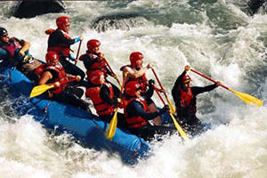 Rafting in Florianopolis
